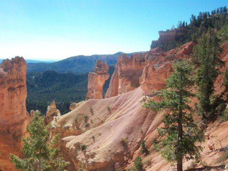 Bryce Canyon - Extraterrestrial Scenery