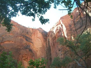The Cathedral-like Zion National Park, Utah