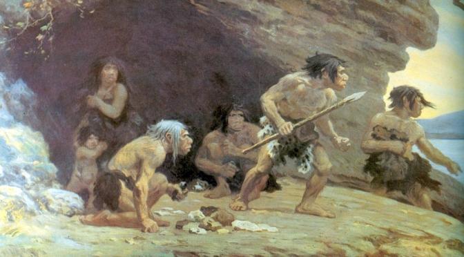 Forbidden Prehistoric Love