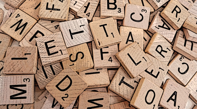 Symptomatic Chronic Re-titling And Brain Baffling Linguistic Exercises (SCRABBLE)