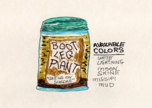 Bootleg Paint