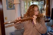 Large flute