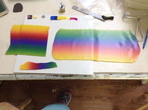 Skinner blend Palette