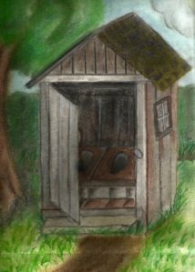 going-north-to-the-outhouse