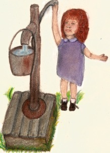 tootie-pumps-water