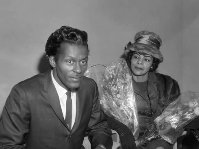 Chuck Berry  1926 – 2017