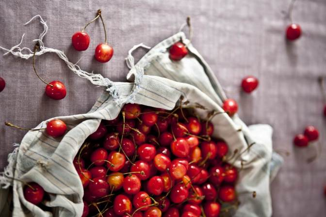 Life is Just a Bowl of Cherries