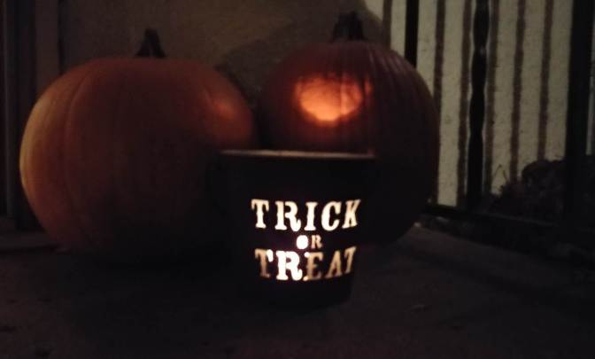 Trick or Treaters?
