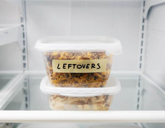 Leftovers!
