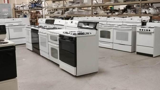 Appliance Shopping