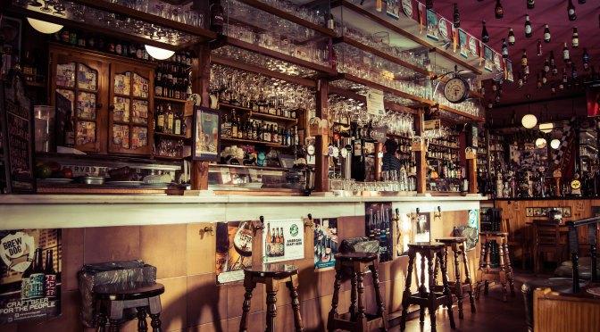 Beaded Warthog Pub Fare
