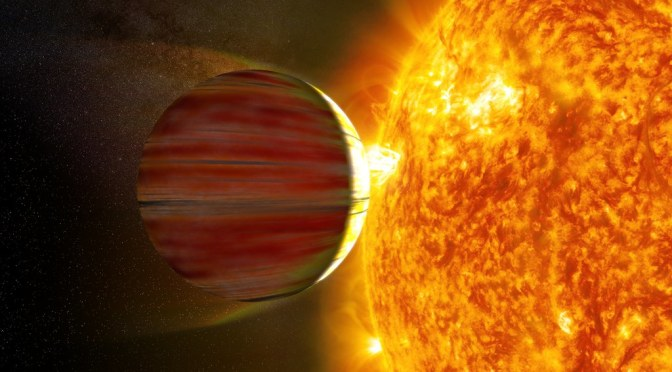 The Hot Jupiters