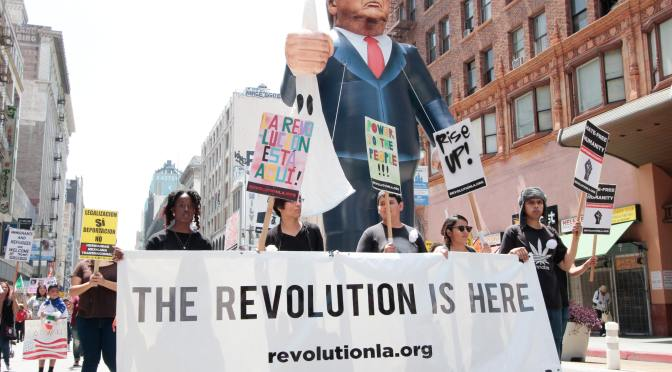 Fomenting Rebellion