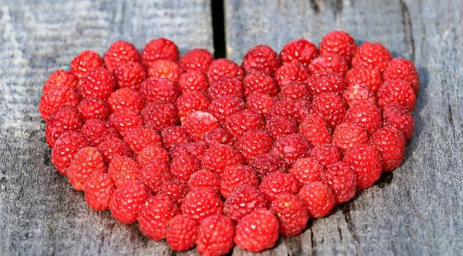 Raspberry Gratitude
