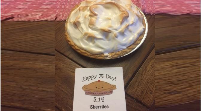 Pi Day – Not!