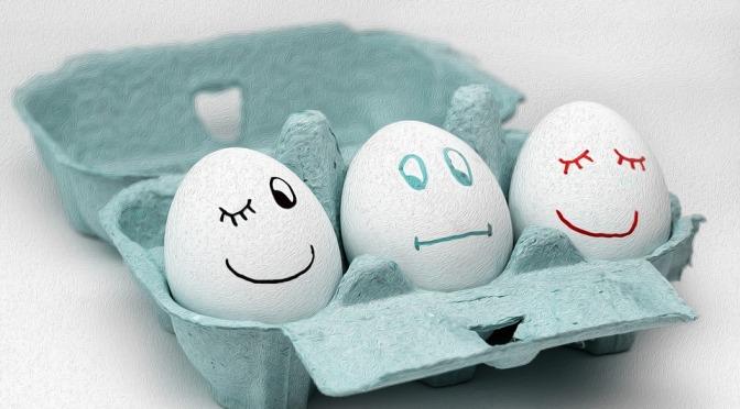 Always Three Eggs in a Nest