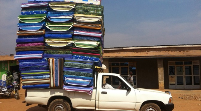 Going to the Mattresses